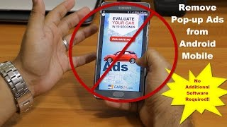 Download How to remove Popup ads from Android Mobile | 100% Free | No tools Required Video