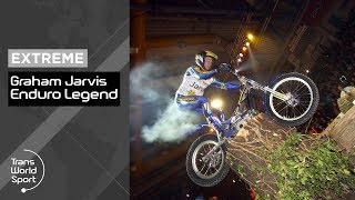 Download Extreme Enduro Legend Graham Jarvis on Trans World Sport Video