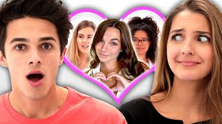 Download I let my sister pick my girlfriend | Date Takeover w/ Brent and Lexi Rivera Video