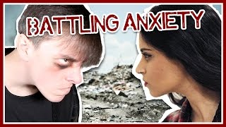 Download Taking on ANXIETY with Lilly Singh!! | Thomas Sanders Video