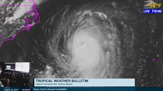 Download Tropical Weather Bulletin Live - August 16, 2017 Video
