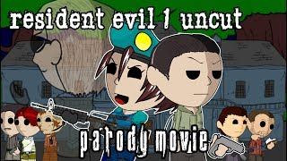 Download Resident Evil 1 Parody: Extended and Uncut Edition (8 minutes of new content!) Video