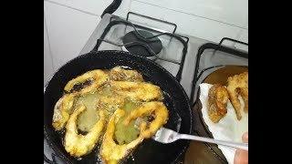 Download fritar tilápia com óleo e água como assim? Video