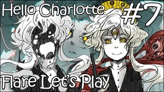 Download COLOURLESS FATES (All Endings) | Hello Charlotte (EP.2 Steam) - Part 7 [FINALE] | Flare Let's Play Video