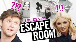 Download Niall Horan & Julia Michaels Must Escape to Perform Their Song Video