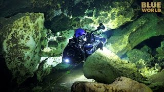 Download Florida Cave Diving | JONATHAN BIRD'S BLUE WORLD Video
