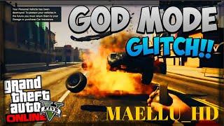 Download GTA 5 ONLINE-GLITCH IMMORTALITA´(GOD MODE GLITCH) PATCH 1.27-1.31 (PS3-PS4-XBOX360-XBOX ONE) [ITA] Video
