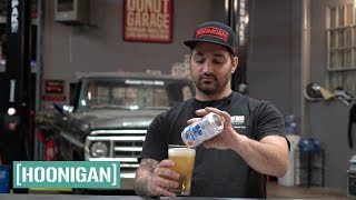 Download [HOONIGAN] A BEER WITH: Tony Angelo (Hot Rod Garage) Video
