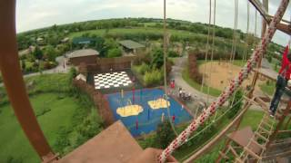 Download Sky Walk Tayto Park Ireland Arturo & Alice Centore Video