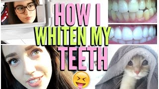 Download How I WHITEN My Teeth + Nellies First Bath! Video