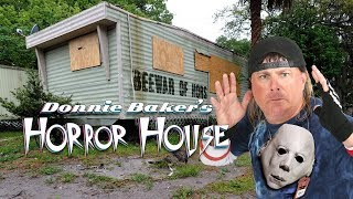 Download DONNIE BAKER'S HORROR HOUSE Video