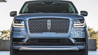 Download 2018 Lincoln Navigator – Ready to fight Range Rover? Video