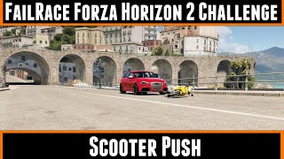 Download FailRace Forza Horizon 2 Challenge Scooter Push Video