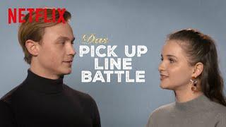 Download Lisa Vicari & Dennis Mojen spielen das Pick Up Line Battle | Isi & Ossi | Netflix Video
