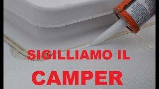Download RISIGILLARE LE FINESTRE DEL CAMPER CON SIKAFLEX 521 UV Video