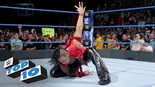 Download Top 10 SmackDown LIVE moments: WWE Top 10, June 20, 2017 Video