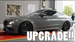 Download THE LATEST UPGRADE ON MY C63 AMG!! Video