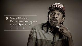 Download The Voice of Cigarette Video