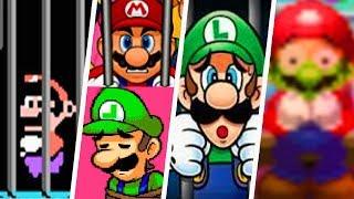 Download Evolution of Mario & Luigi Being Rescued (1992 - 2018) Video