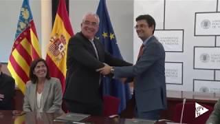 Download Cátedra Frutinter - Noticia @UPVTV, 04-07-2018 Video