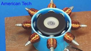 Download 75V generator , Free energy , new project 2018 Video