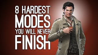 Download 8 Hardest Difficulty Modes You Will Never Finish Video