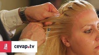 Download Saçın önüne balıksırtı nasıl örülür? Video