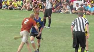 Download Quidditch World Cup 2013 Finals - UT Snitch Snatch Video
