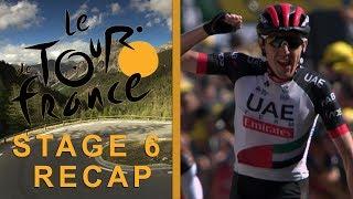 Download Tour de France 2018: Stage 6 Recap I NBC Sports Video