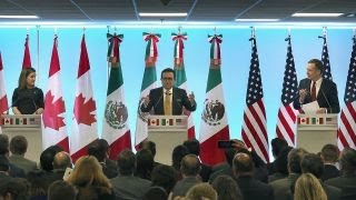 Download NAFTA renegotiations will boost US economy: Rep. Tom Rice Video