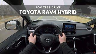 Download 2019 Toyota RAV4 Hybrid | POV TEST DRIVE Video
