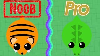 Download Mope.io Pro Vs. Noob Choosing Animals Edition PART 2!! (Mope.io Pro Vs. Noob) Video