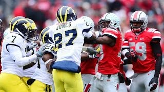 Download Michigan vs Ohio State Fights Video