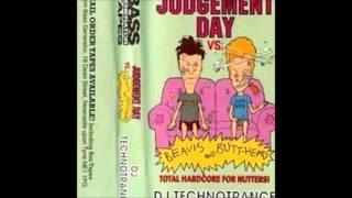 Download DJ Technotrance - Judgement Day Vs Beavis & Butthead (Vol 1) side 2 - 1995 Video