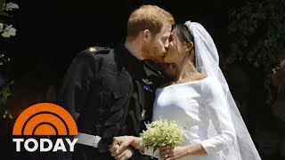 Download Royal Wedding: Harry And Meghan Leave St. George's Chapel As Husband And Wife | TODAY Video