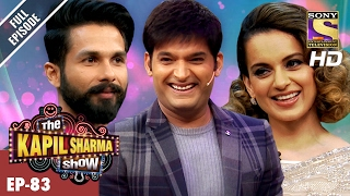 Download The Kapil Sharma Show - दी कपिल शर्मा शो- Ep-83 - Shahid And Kangana In Kapil's Show –19th Feb 2017 Video