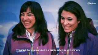 Download First Antarctic expedition by Spanish women scientists against climate change   ACCIONA Video
