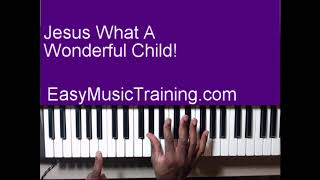 Download Jesus, What A Wonderful Child! Video