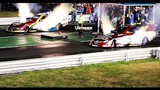 Download NITRO MADNESS! FUNNY CARS~DRAGSTERS-ALTEREDS AT WORLD SERIES OF DRAG RACING CORDOVA 2014 Video