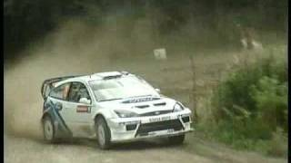 Download Antony Warmbold WRC Ford Focus Rs WRC Video
