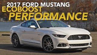 Download 2017 Ford Mustang EcoBoost Performance Review: How Are the Warranty-Approved Performance Parts? Video