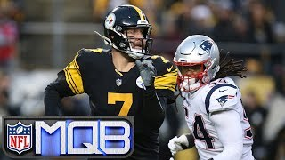 Download Steelers victory win against the Patriots 17-10 | NFL Monday QB Video