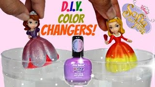 Download D.I.Y. Princess Sofia The First & Amber Dress Make-Over Video