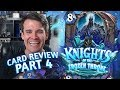 Download (Hearthstone) Knights of the Frozen Throne: Card Review Part 4 - Neutrals Video