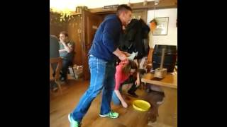 Download Keg tapping goes horribly wrong. Video
