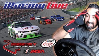 Download CORRIDAS IMSA @Mosport & NASCAR Xfinity @Kentucky | iRACING MOTORSPORT SIMULATION LIVESTREAM#178 Video