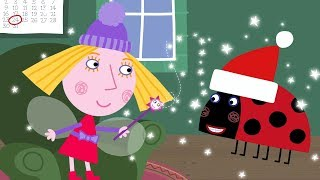 Download Ben and Holly's Little Kingdom🎄Celebrating Christmas with Gaston🎄 Cartoons for Kids Video