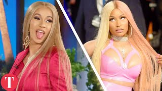 Download Cardi B VS. Nicki Minaj: Who Is The Queen Of Rap? Video
