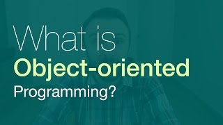 Download What is Object-oriented Programming? (JavaScript Tutorial) Video