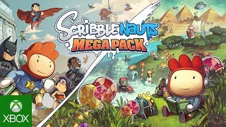 Download Scribblenauts Mega Pack Gameplay Launch Trailer Video